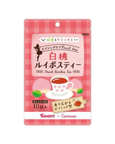 Peach Rooibos Tea (10 bags)