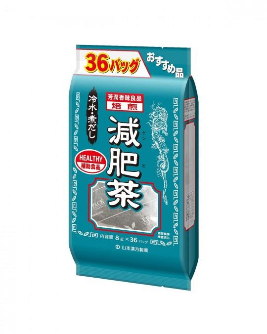 """Job's Tear Mix Tea """"Genpi Cha"""", 36 teabags"""